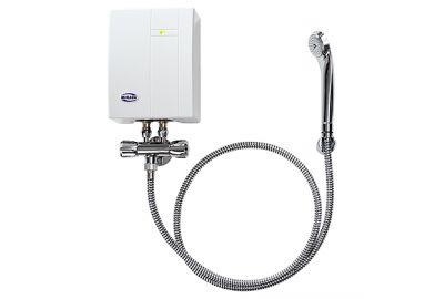 Malý průtokový ohřívač vody