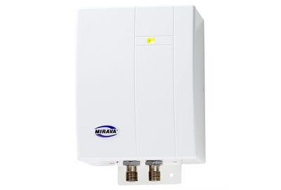 Malé elektrické průtokové ohřívače vody